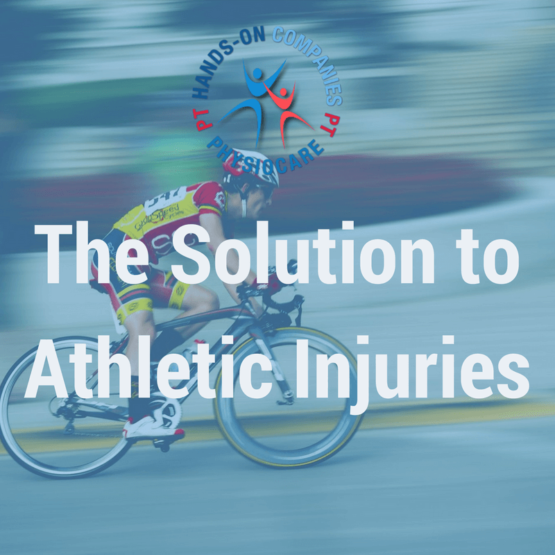Solution to Athletic injuries